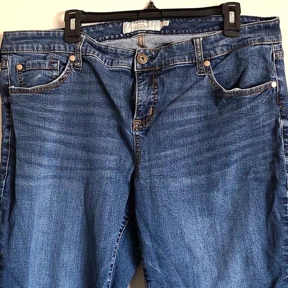 Women's Torrid 18R Slim Boot Jeans
